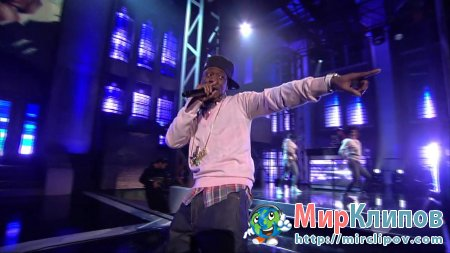 Iyaz - Replay (Live, Lopez Tonight)