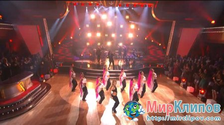 Shakira - Hips Don't Lie (Live, Dancing With The Stars)