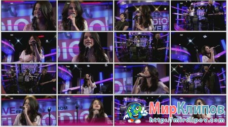 Selena Gomez - Naturally (Live, Studio Five, 06.04.10)