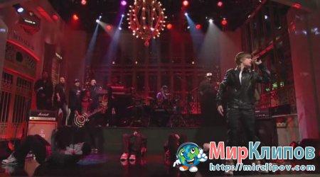 Justin Bieber - Baby (Live, SNL, 2010)