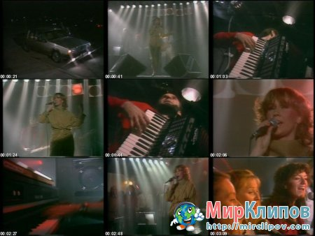 Agnetha Faltskog – The Heat Is On