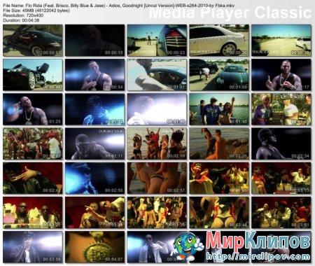 Flo Rida Feat. Brisco, Billy Blue & Jase - Adios, Goodnight