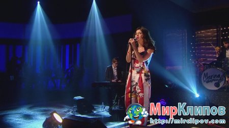 Marina & The Diamonds - I Am Not A Robot (Later With Jools Holland, 13.04.2010)