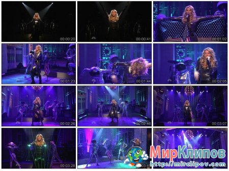 Kesha - Tik Tok (Saturday Night Live, 17.04.2010)