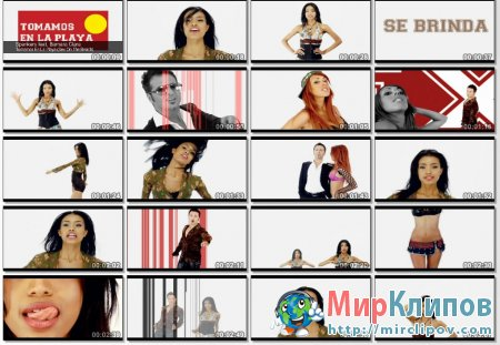 Spankers Feat. Barbara Clara - Tomamos En La Playa