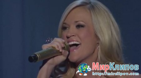 Carrie Underwood - Temporary Home (Live, ACM Awards, 2010)