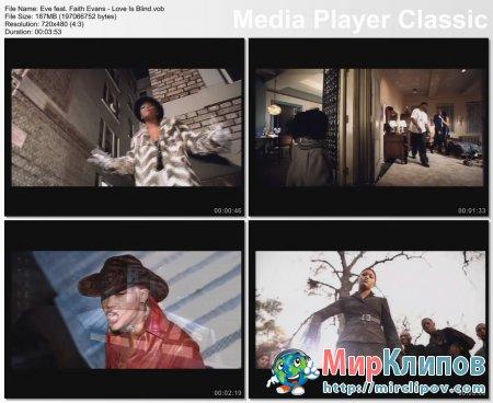 Eve Feat. Faith Evans - Love Is Blind