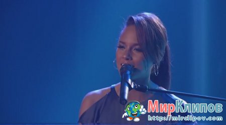 Alicia Keys - Unthinkable & Empire State of Mind II (Live, Idol Gives Back)