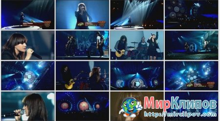 Ewa Farna - Vicho (Live, Eska Music Awards, 2010)