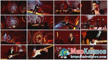 Inna - Amazing (Live, Eska Music Awards, 2010)