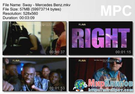 Sway - Mercedes Benz
