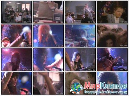Britny Fox – Girlschool