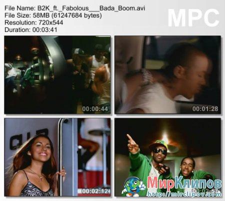 B2K Feat. Fabolous - Bada Boom