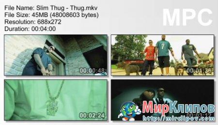 Slim Thug - Thug