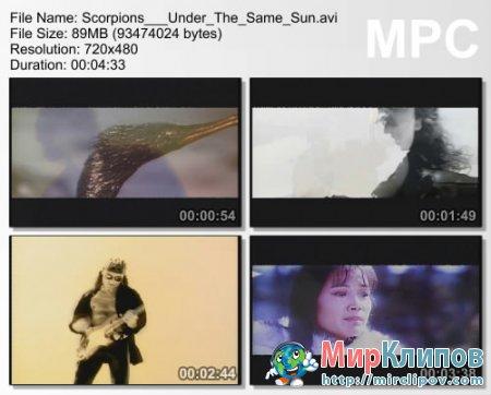 Scorpions - Under The Same Sun