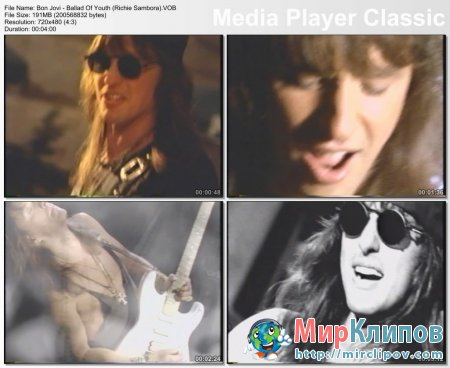 Bon Jovi - Ballad Of Youth (Richie Sambora)