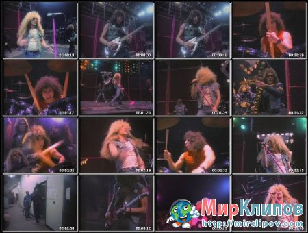 Twisted Sister – The Price