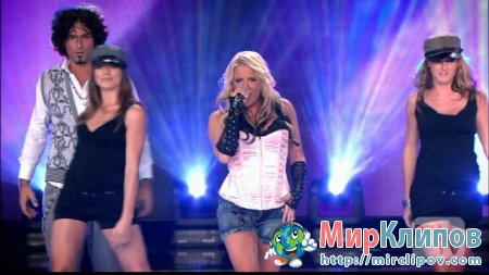 Cascada - Everytime We Touch (Live, World Music Awards, 2007)