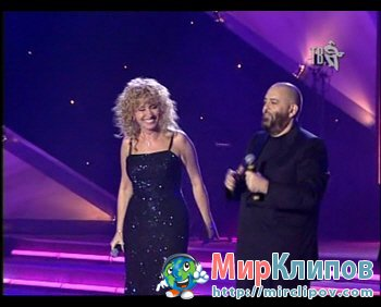 Ирина Аллегрова и Михаил Шуфутинский - Колея (Live)