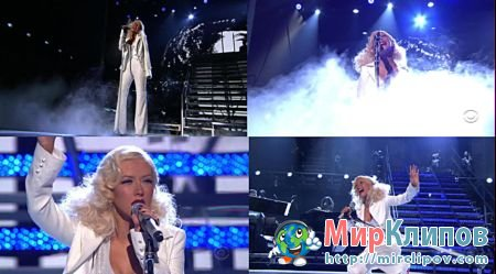 Сhristina Aguilera - It's A Man's World (Live)