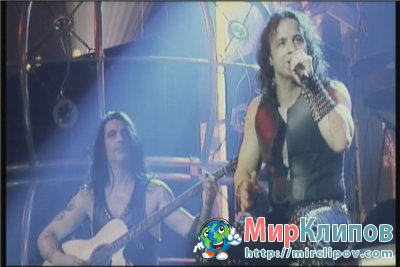 Manowar - Swords In The Wind (Live)