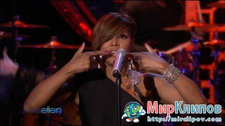 Toni Braxton - Make My Heart (Live, Ellen Degeneres Show)