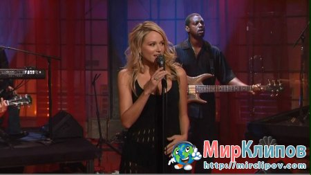 Jewel - Intuition (Live, Tonight Show With Jay Leno, 2003)