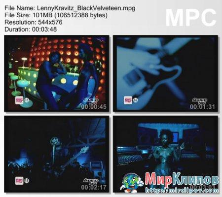 Lenny Kravitz - Black Velveteen