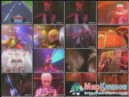 Judas Priest – Freewheel Burnin