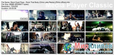 Black Eyed Peas - Rock That Body (Chris Lake Remix)