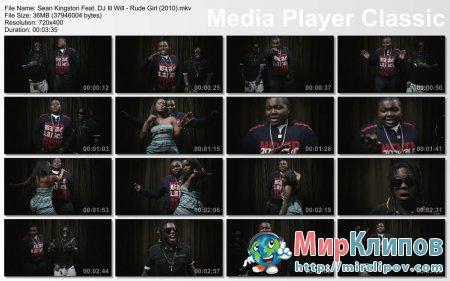 Sean Kingston Feat. DJ Ill Will - Rude Girl