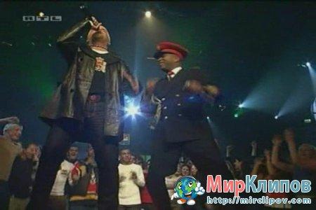 Captain Jack vs. DJ Otzi - Don't Haha  (Live)