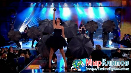 Rihanna - Umbrella (Live, World Music Awards, 2007)