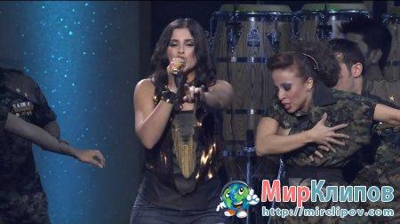 Nelly Furtado - Manos Al Aire (Live, Los Premios Billboard, 2010)