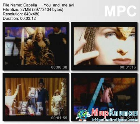 Capella - You And Me