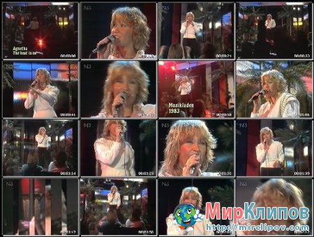 Agnetha Faltskog – The Heat Is On (Live, Musikladen, 1983)