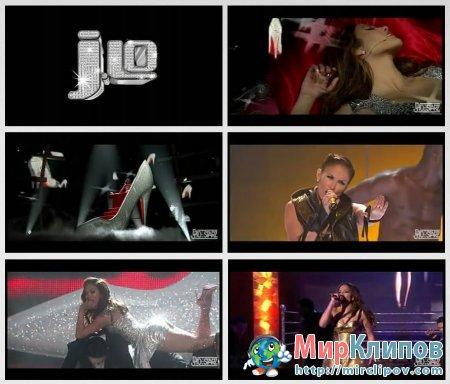 Jennifer Lopez - Louboutins (Live, Djtoth3starz, Remix)