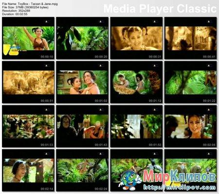 Toybox - Tarzan & Jane