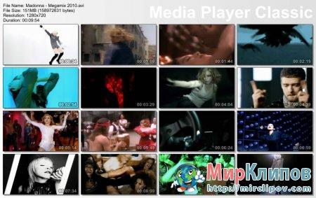 Madonna - Megamix
