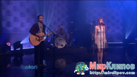 Paramore - The Only Exception (Live, The Ellen DeGeneres Show)
