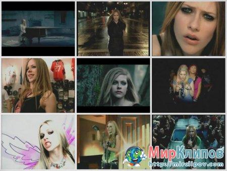 Avril Lavigne - Megamix 2010