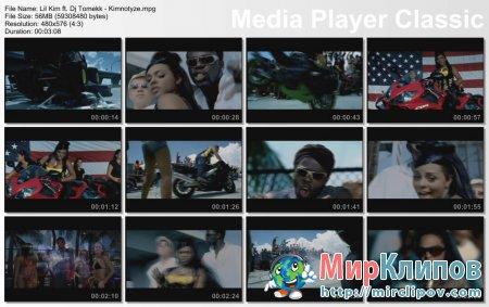 Lil Kim Feat. Dj Tomekk - Kimnotyze