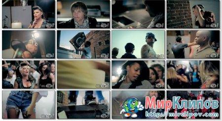 David Guetta Feat. Fergie, Chris Willis & LMFAO - Gettin Over You