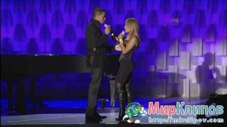 Toni Braxton Feat. Trey Songz - Yesterday (Live, Soul Train Awards)