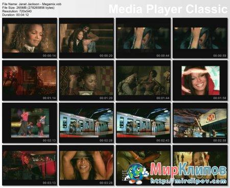 Janet Jackson - Megamix