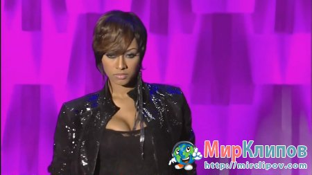 Keri Hilson - Medley (Live, Soul Train Awards, 2009)