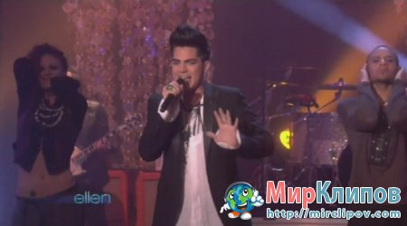 Adam Lambert - If I Had You (Live, The Ellen DeGeneres Show)