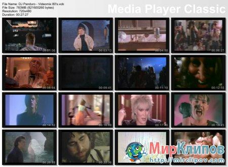 DJ Panduro - Videomix 80's