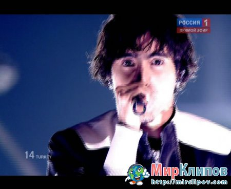Manga (From Turkey) - We Could Be The Same (Live, Eurovision, 29.05.2010)