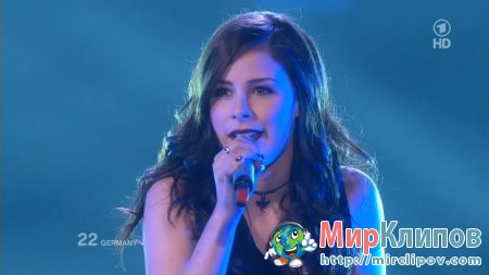 Lena Meyer (From Germany) - Satellite (Live, Eurovision, 29.05.2010)